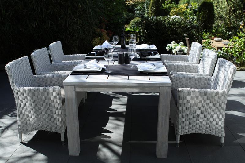 Dining Set Tuin : Marbella dining set